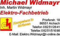 Elektro Widmayr