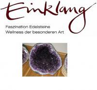 EINKLANG Faszination Edelsteine, Wellness der besonderen Art